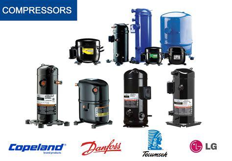 air conditioners ac spare parts supplier dubai sg lg copeland bristol