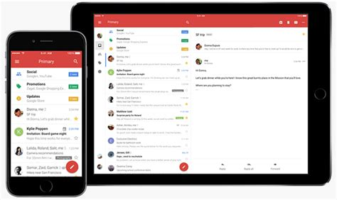 Gmail Calendar On Iphone Just Redesigned Gmail For Iphone And Made It Way