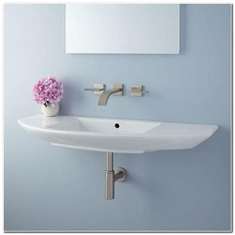 Extra Small Undermount Bathroom Sinks   Sink And Faucet