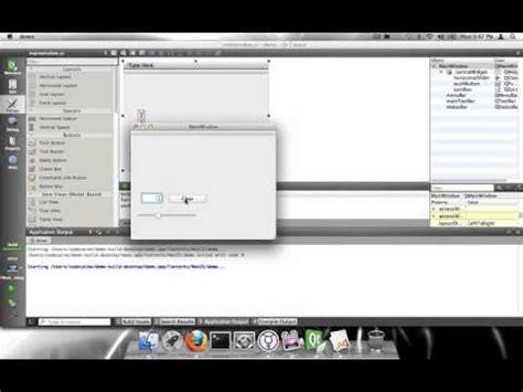 qt tutorial calculator simple qt creator gui c tutorial making a calculator