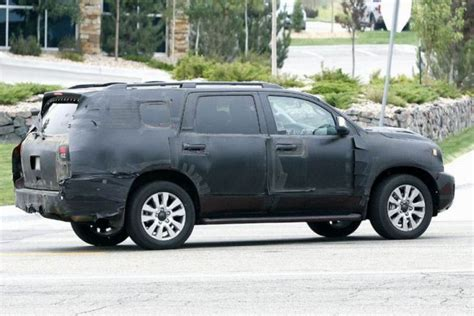 Toyota Sequoia 2016 2016 Toyota Sequoia Price Review Redesign Release Specs