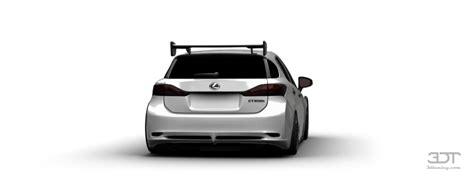 3dtuning of lexus ct200h 5 door hatchback 2011 3dtuning