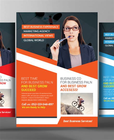 templates for business flyers 41 business flyer templates free psd illustrator