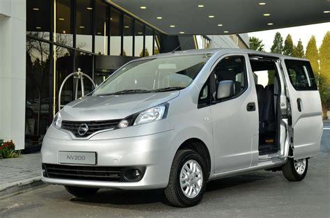 nissan nv200 combi 3d car shows