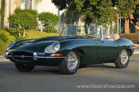 1962 Jaguar Xke by 1962 Jaguar Xke Series I 3 8 Ots By Classic Showcase