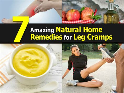 Home Remedy For Leg Crs by 7 Amazing Home Remedies For Leg Crs