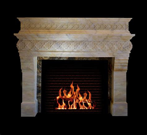 Plaster Cast Fireplace Surround by American Masonry Supply Inc Plaster Fireplace Mantel