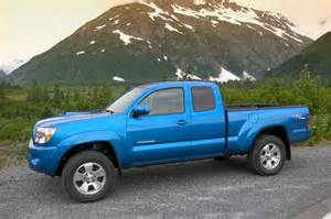 2005 Toyota Tacoma Towing Capacity 2005 Toyota Tacoma Review Automobile Magazine