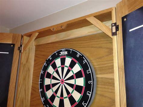 classic dart board cabinet classic dart board cabinet by mrfid lumberjocks com