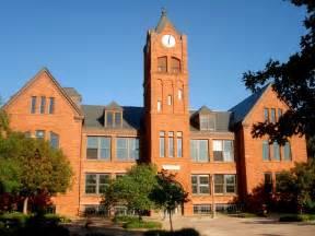 Photo of university of central oklahoma old north 1892 edmond ok