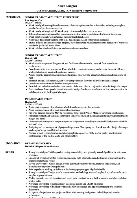 test architect sle resume perfect sat essay exles