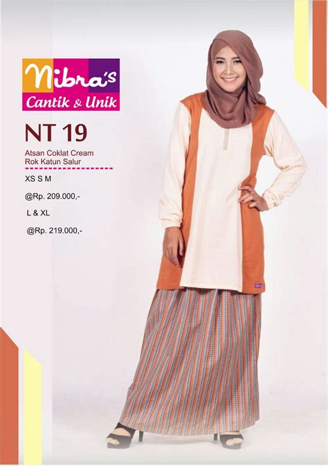 Nibras Nt 17 at tien collection nibras