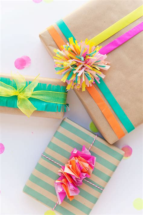 gift wrapping class 3 ways to wrap with tissue paper tissue paper