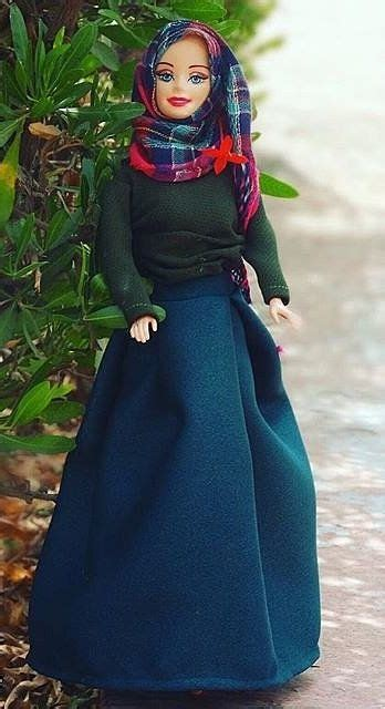 hijab doll pattern brb following hijab barbie on instagram because she s