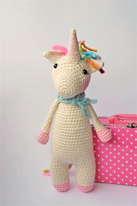 amigurumi pattern unicorn twinkle toes the unicorn crochet pattern patterns