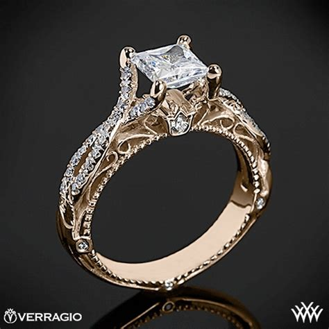 Things To Learn About Diamonds From Loosediamondsreviews by Verragio Pave Twist Engagement Ring 1953