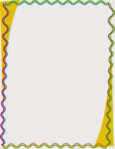 marcos para decorar hojas infantiles bordes para caratulas de ni 241 os portadas caratulas