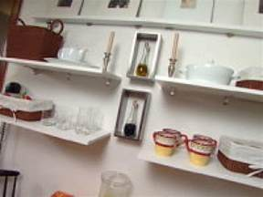 Clever Kitchen Ideas by Clever Kitchen Ideas Open Shelves Hgtv