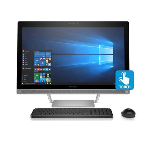 Desk Top Computer Reviews Hp Z5l77aa Aba 24 Inch Hd Ips All In One Desktop Review Impressive Notebooks