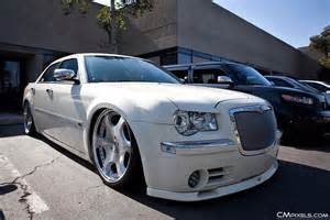 White Chrysler Chrysler 300c White Rides Styling