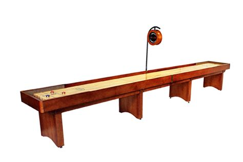 Mcclure Tables by 20 Foot Tournament Shuffleboard Table Mcclure Tables