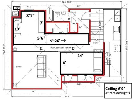 home lighting layout calculator 6 tips for spacing recessed lighting living direct