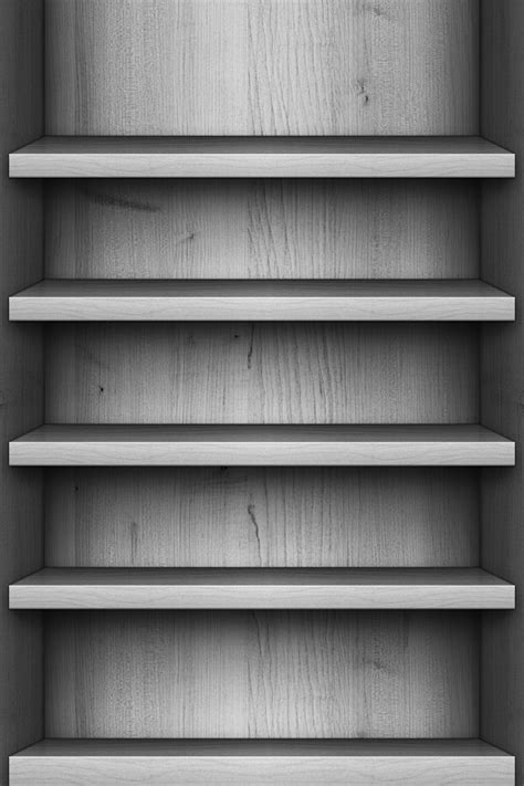 gray wood shelf iphone wallpaper hd
