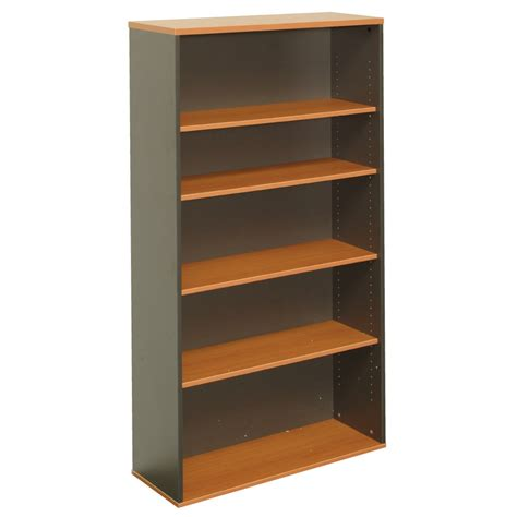 rapid worker wooden melamine bookcase office furniture