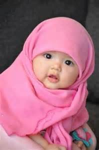 Cute baby hijab ideas for little kids hijab style trends