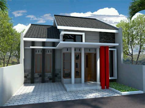 kumpulan contoh foto dan gambar desain rumah mungil terbaru desain rumah perumahan