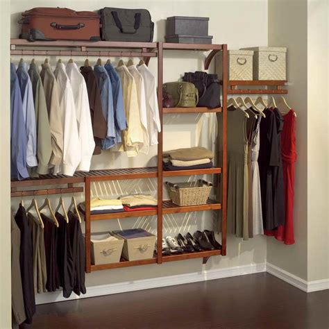 The Closet Organizer Storage Diy Closet Organizer With Rattan Basket The Most