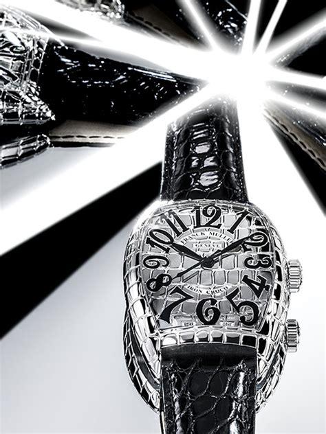 Franck Muller 01 フランク ミュラーの新作は オールクロコ で強烈インパクト メンズ高級腕時計ニュース gq japan