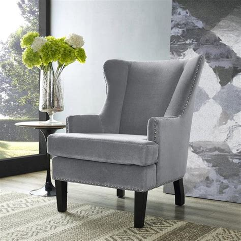gray accent chair with arms grey accent chair with arms thedailygraff