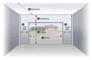 Doors homeowners quick tips measuring for your garage door