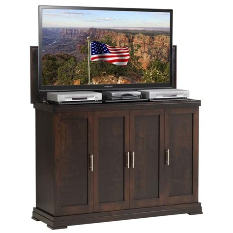 65 inch tv cabinet tv lift cabinet linton tv lift for 42 to 65 inch screens