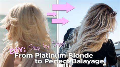 blonde ombre hair color tutorial youtube saxye moye video 2014 autos post