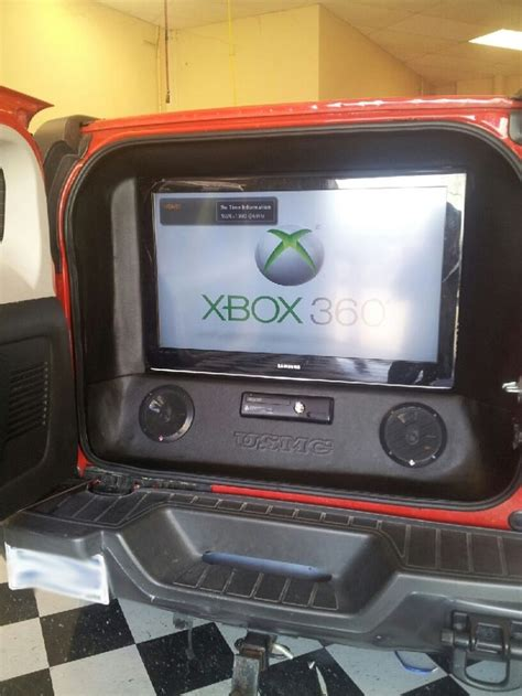 how to install tv in car 17 best images about car toys custom installs on pinterest