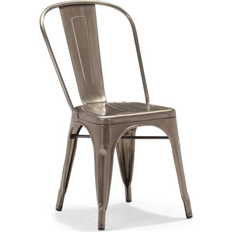 24 best images about kitchen chairs gun metal on