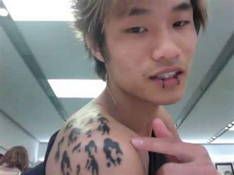 cursed seal sasuke tattoo youtube