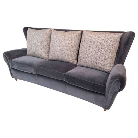 italian sofas for sale italian wingback sofa for sale at 1stdibs