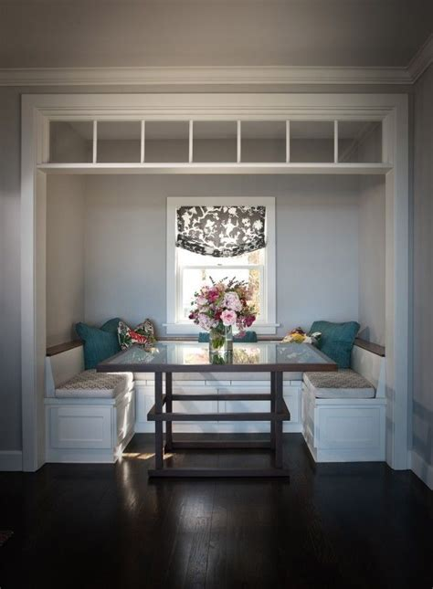 banquette breakfast nook 64 best breakfast nook images on pinterest
