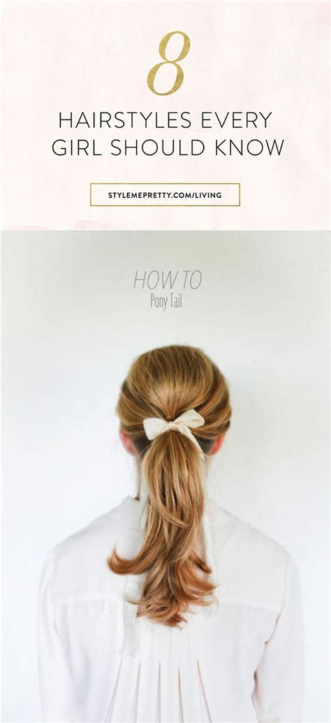 hairstyles every girl should know 1000 images about southern beauty on pinterest