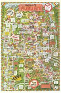 Auburn Washington Map by Fun Maps Usa