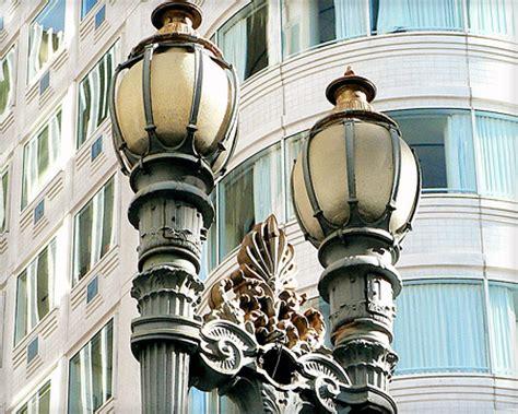 Light Fixtures San Francisco Lighting Sf Better Streets