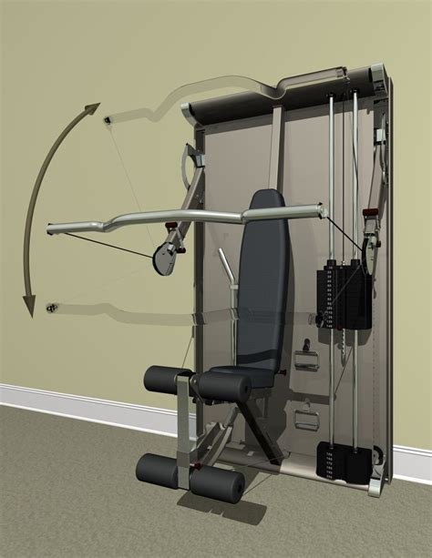 compact bench press 7 best images about compact home gym on pinterest cable