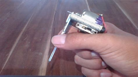 how to make tattoo gun how to make a machine at home easy way to make