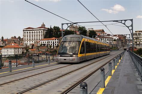 metro porto portogallo metro de oporto premiado por universidad de harvard