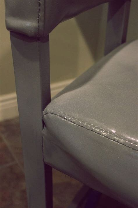 how to paint vinyl upholstery