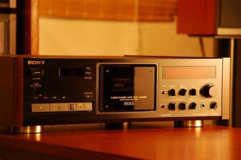 sony deck sony tc k950es totl vintage 3 3 motor cassette deck