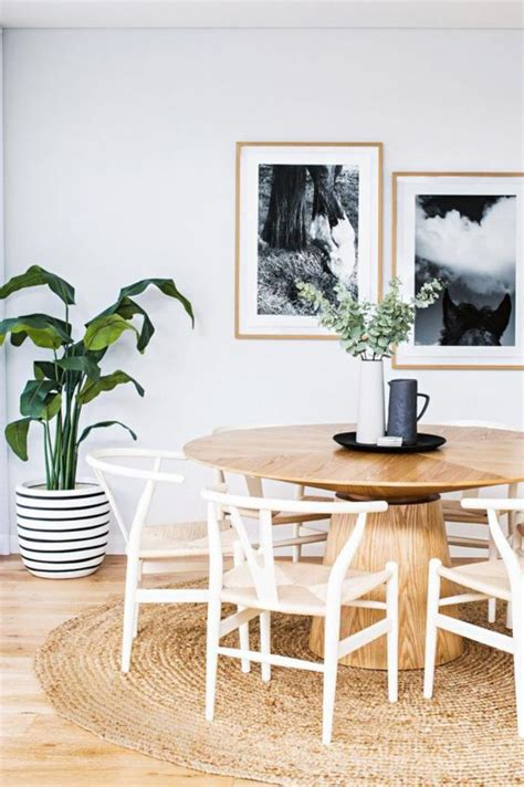 modern dining table interior design la table de salle 224 manger en 68 variantes archzine fr